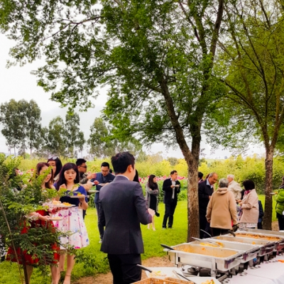 buffet catering melbourne